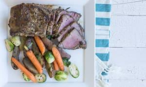 Roast Beef Dinner, 1 Bundle (Serves8)