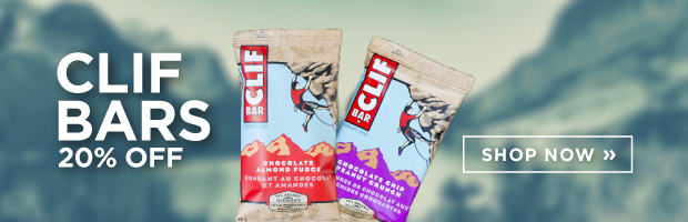 Save 20% on Clif Bars this week at SPUD.ca