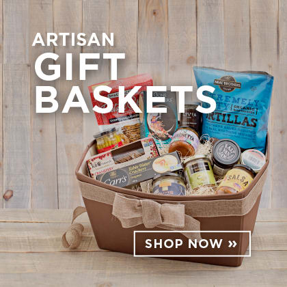 Artisan Gift Baskets & Boxes
