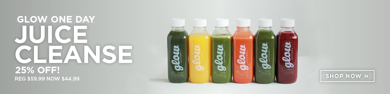 Glow One Day Juice Cleanse 25% Off