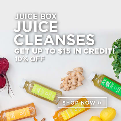 Juice Box Juice Cleanses 10% Off