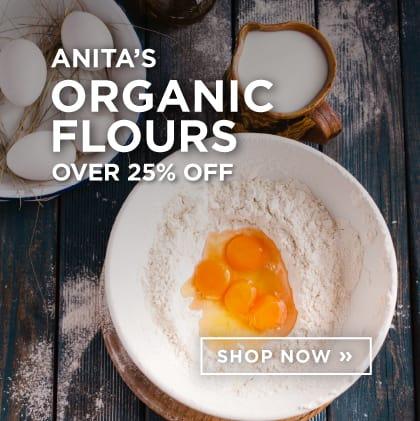 Anita's Organic Flours Over 25% Off