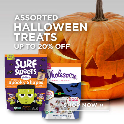 Assorted Halloween Treats Up to 20% Off