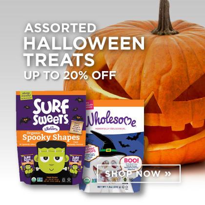 Assorted Halloween Treats Up to 20% Off