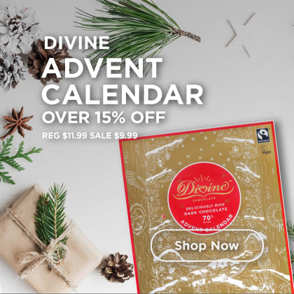 Divine Advent Calendar Over 15% Off