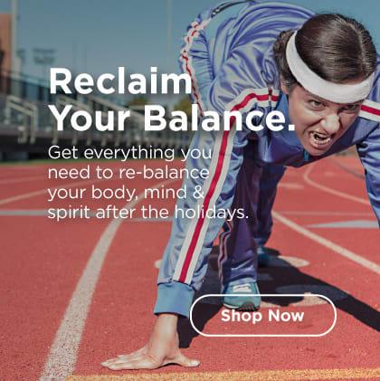 Reclaim Your Balance