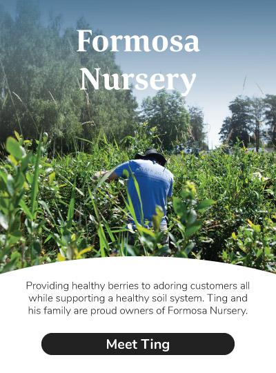 Meet Ting from Formosa Nursery