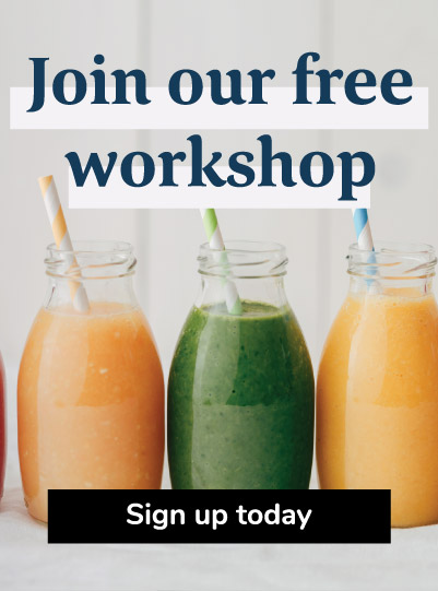 Join us for a free workshop
