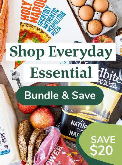 Shop Everyday Essentials Bundle and Save