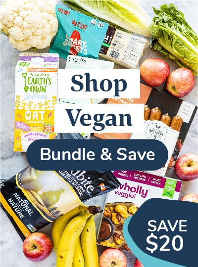 Shop Vegan Bundles and Save