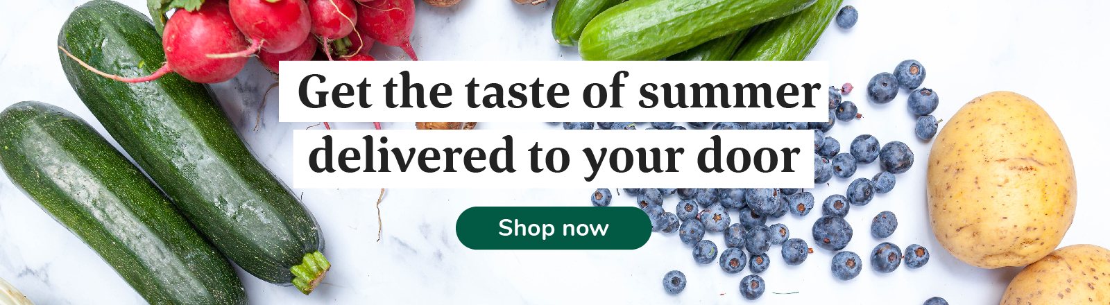 The taste of summer delivered
