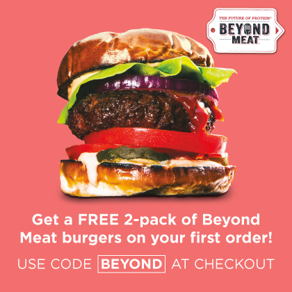 It's Here! The Beyond Meat Burger