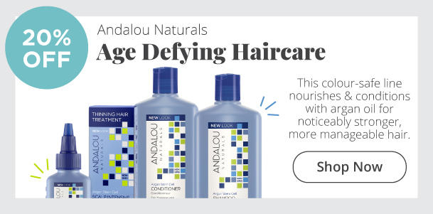 Age Defying Haircare - 20% Off
