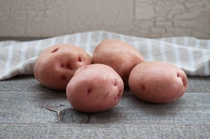 Organic Potatoes, Red- Code#: PR100233NPO