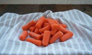 Organic Carrots, Baby Peeled- Code#: PR100061NPO