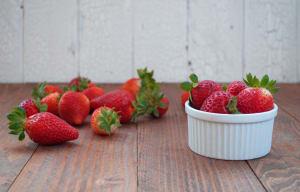 Organic Strawberries- Code#: PR100273NCO