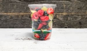 Organic Mixed Berry and Grape Cup- Code#: PR147430NCO