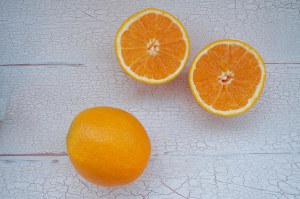 Organic Oranges, Valencia- Code#: PR100193NCO