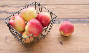 Local Organic Apples, Bagged Ambrosia- Code#: PR207699LPO