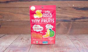 Organic Tiny Fruits - Apple Banana- Code#: BB150