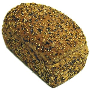 Seedy Bread - sliced- Code#: BR0224