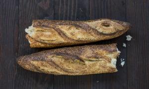 Organic Sourdough Baguette- Code#: BR061