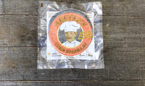 Organic Gluten Free Blue Corn Tortillas - Hand Made (Frozen)- Code#: BR0790