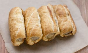 Sausage Rolls- Code#: BR113