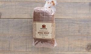 100% Whole Wheat Bread Sliced- Code#: BR126