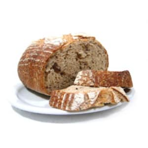 Organic 7 Grain Loaf Sliced - Yeast, Sugar & Fat Free- Code#: BR185