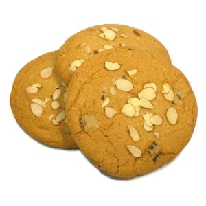 Chocolate Chip Almond Cookies- Code#: BR225