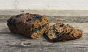 Blueberry Oat Bran Loaf- Code#: BR3159