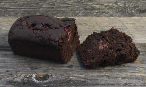 Chocolate, Zucchini & Cherry Loaf- Code#: BR3160