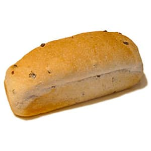 Organic Cinnamon Raisin Unsliced Bread- Code#: BR3214