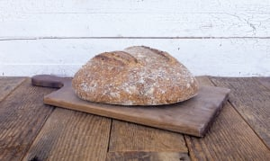 Organic Sourdough with Whole Wheat- Code#: BR3500