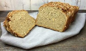 Gluten-Free Maple Oat Bread (sliced) (Frozen)- Code#: BR8021