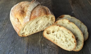 Organic White Sourdough FROZEN (Frozen)- Code#: BR8028