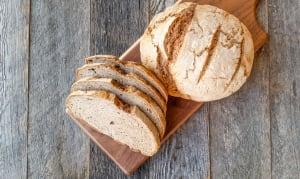 Gluten-Free Sourdough  Bread (sliced) (Frozen)- Code#: BR8068
