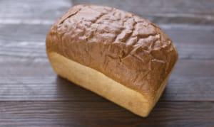 Organic Whole Wheat Sandwich Loaf- Code#: BR936