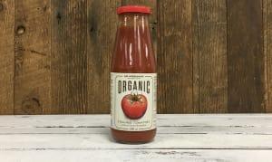 Organic Strained Tomatoes- Code#: BU0047