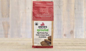 Organic Sprouted High Protein Flour- Code#: BU0055
