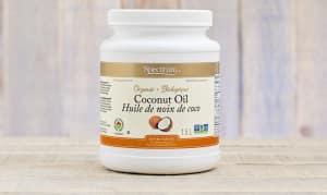Organic Coconut Oil- Code#: BU0057