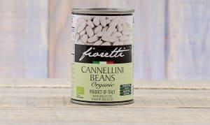 Organic Cannelini Beans- Code#: BU0098