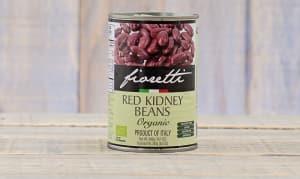 Organic Red Kidney Beans- Code#: BU0122
