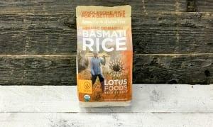 Organic Traditional Dehraduni Basmati White Rice- Code#: BU022