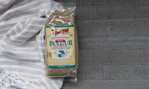 Red Wheat Bulgar- Code#: BU067