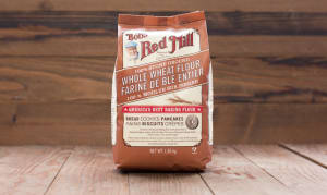 Whole Wheat Flour- Code#: BU080
