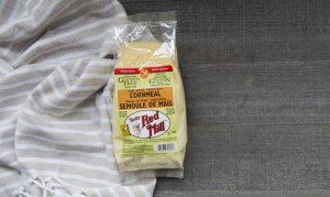 Stone Ground Cornmeal - Gluten Free- Code#: BU088
