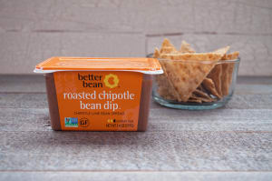 Roasted Chipotle Bean Dip- Code#: BU1423