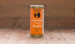 Grass-fed Beef Gelatin- Code#: BU1565